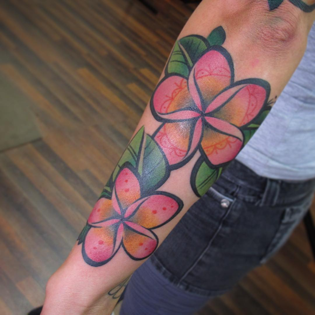Cool Flower Tattoos