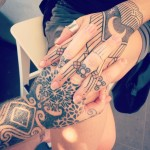 Couple Hand Tattoos