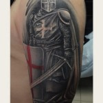 Crusader Tattoo