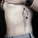 Geometric Shape Tattoo