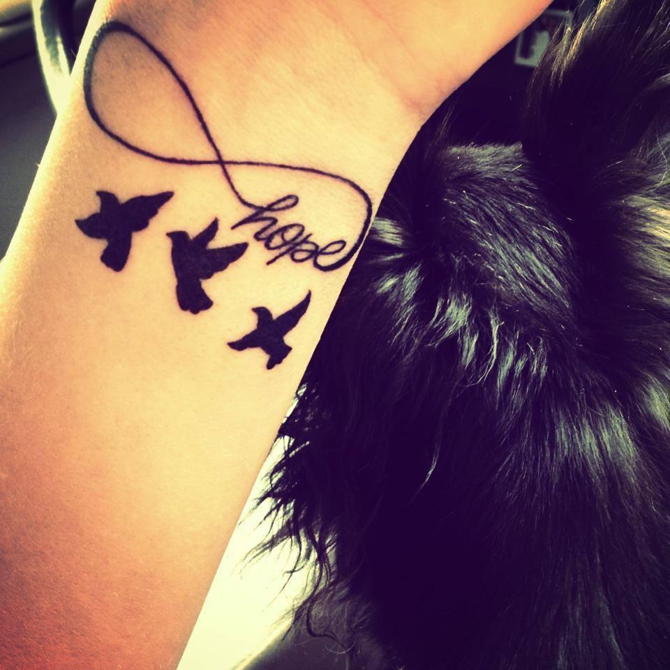 Infinity tattoo10