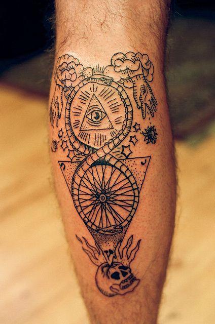 Infinity tattoo7