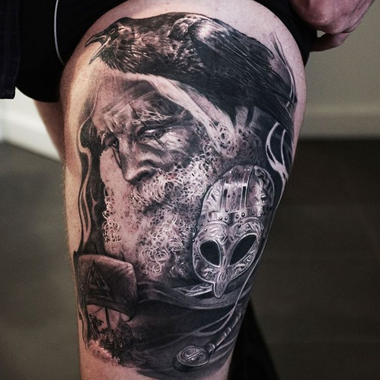 Odin Tattoo