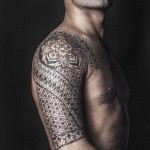 Shoulder Tattoo Patterns