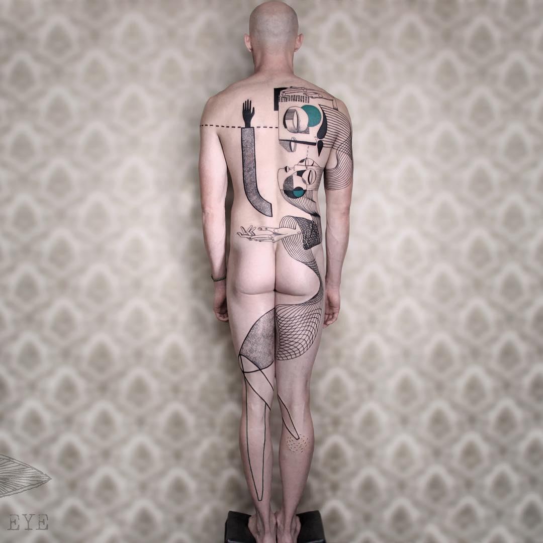 Tattoo Body