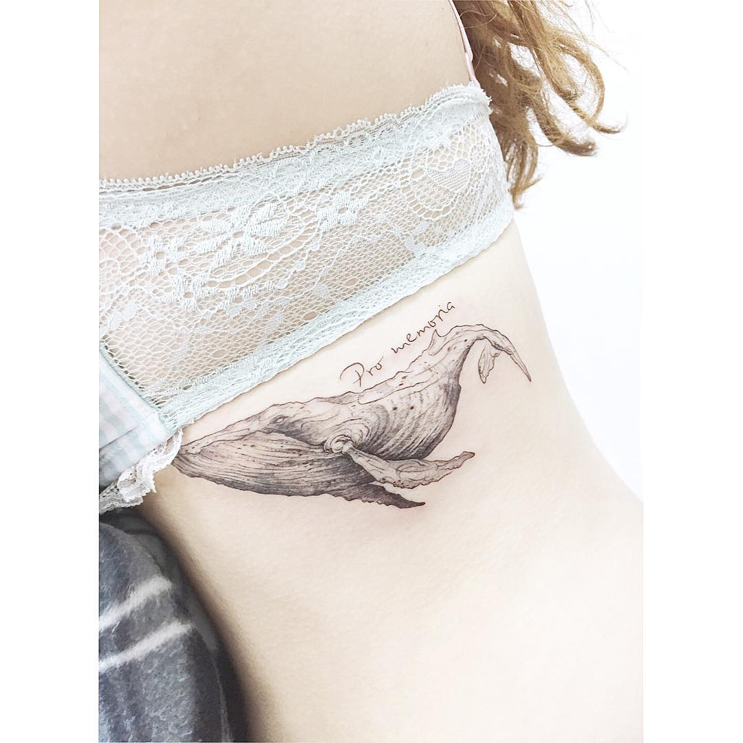Tattoo whale best tattoo ideas gallery