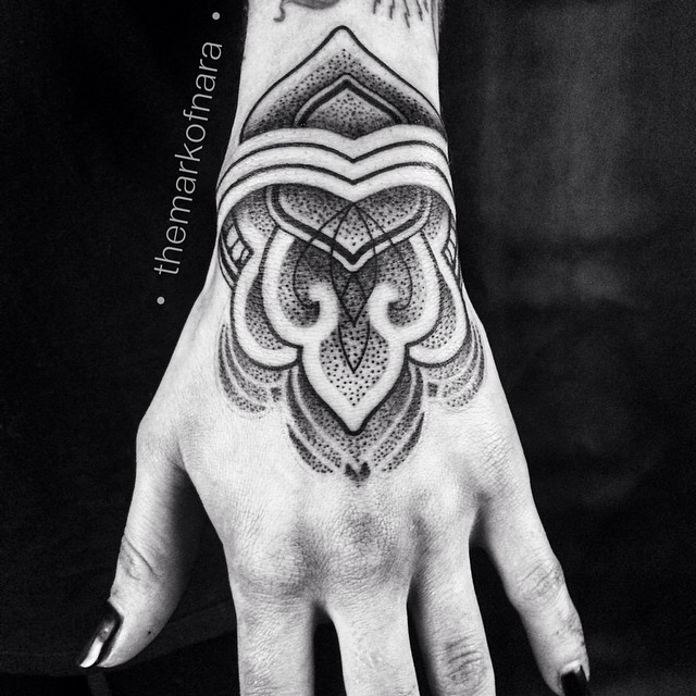 Tattoo for Hand