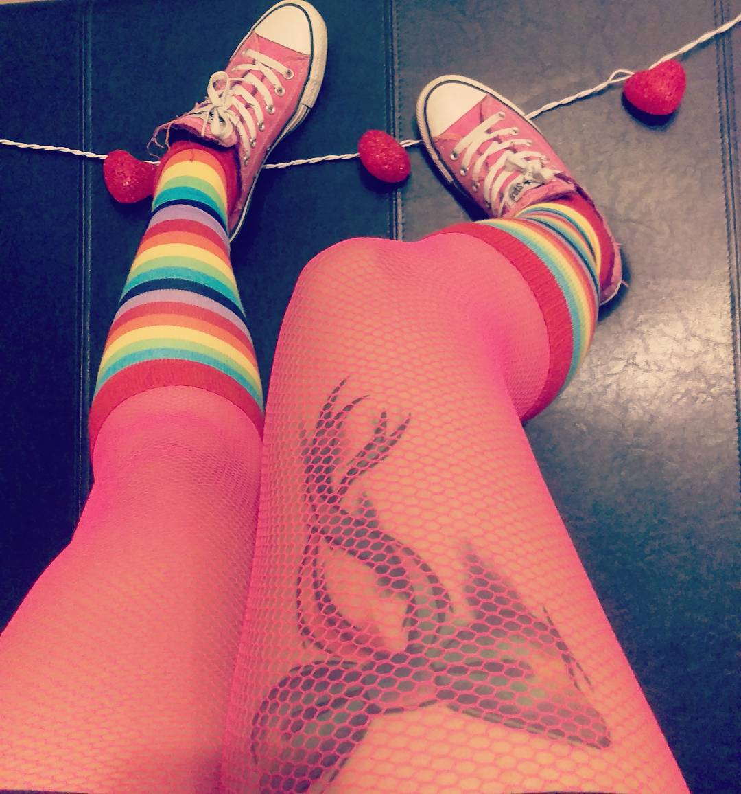 bow on leg