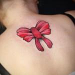 Bow-Tie Tattoo