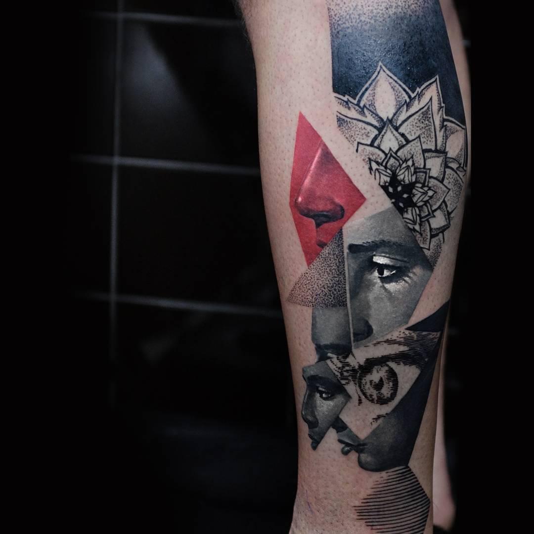 Beautifully Broken Tattoo