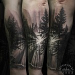 About Forest Tattoo