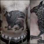 Griffin Tattoo