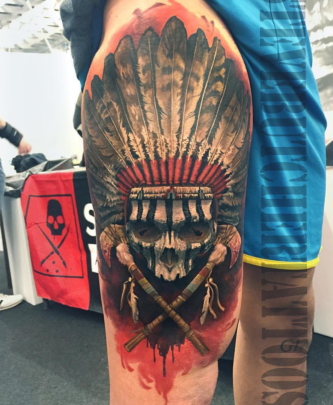 Indian Chief Tattoo | Best Tattoo Ideas Gallery