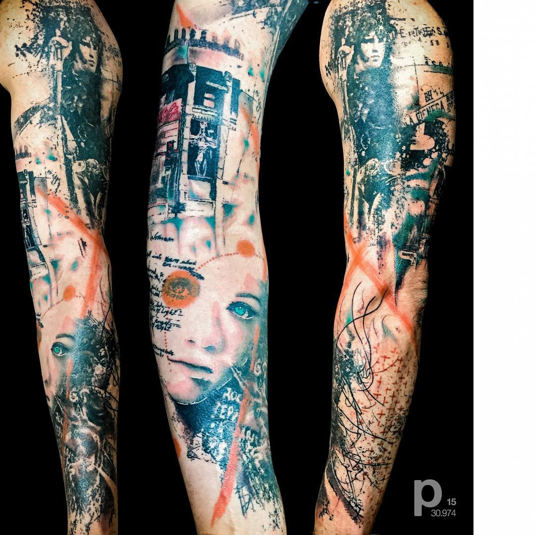 La girl tattoo sleeve best tattoo ideas gallery for Tattoo sleeve ideas girl