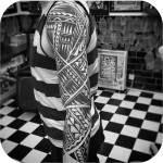 Maori Tattoo Sleeve