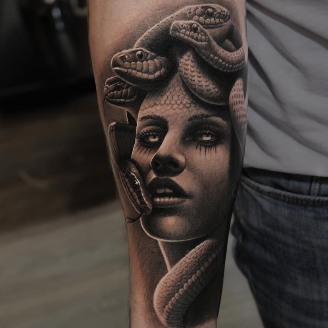 Medusa Tattoo | Best