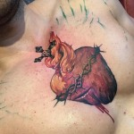Sacred Heart of Jesus Tattoo