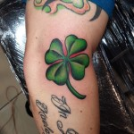 Tattoo Clover