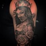 Tattoo Queen