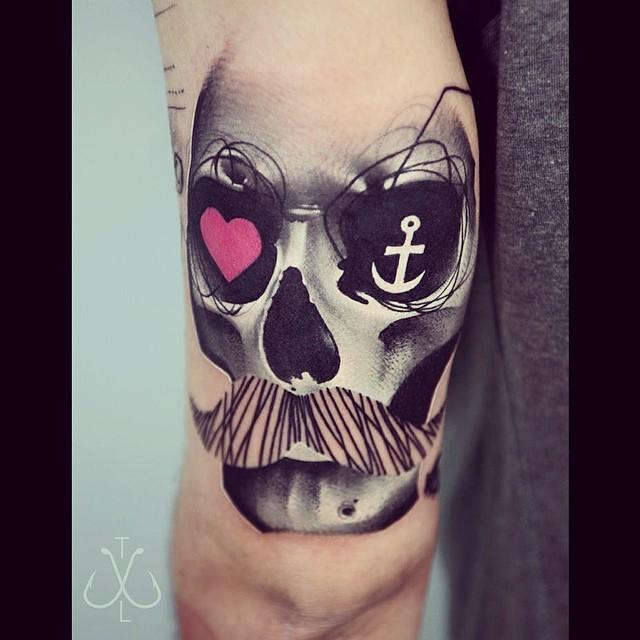 Tattoo Skull Design