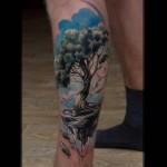 Tattoo Tree