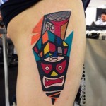 Totem Tattoo
