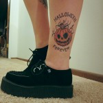 20 Jack-o-Lantern Tattoos fo Halloween