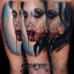 13 Vampire Tattoos