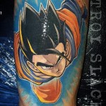 Dragon Ball Z Tattoo