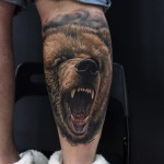 Tattoo Bear