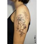 Venus Flytrap Tattoo