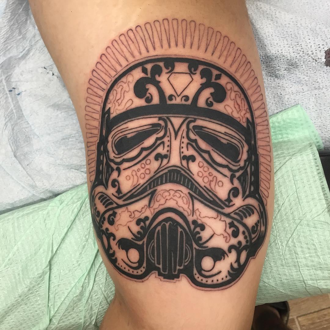 muerte trooper