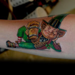Leprechaun Tattoo