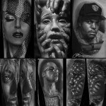 Realistic Tattoo Designs