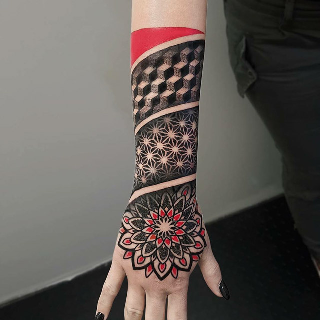 Tattoo pattern best ideas gallery