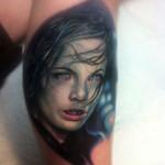 Girl Vampire Tattoo Underworld