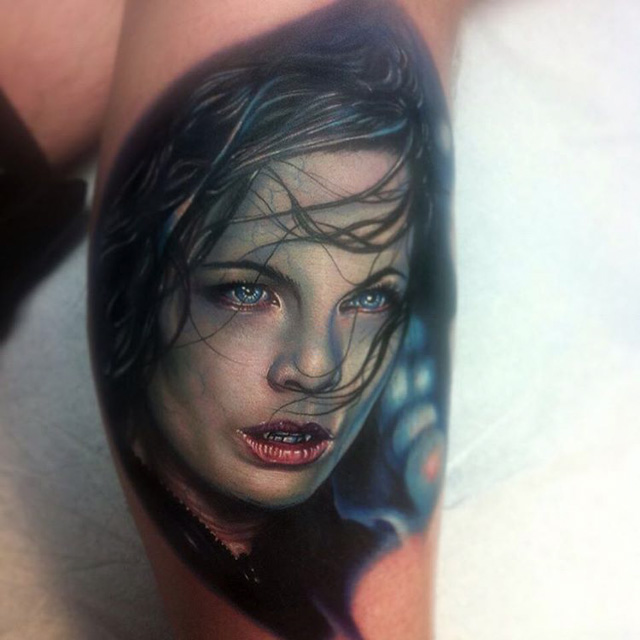 underworld tattoo