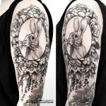 Hare Tattoo