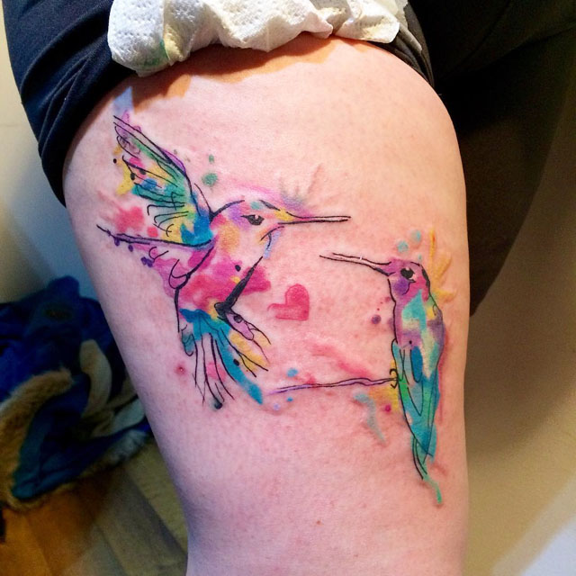 Hummingbird tattoo ideas best tattoo ideas gallery for Hummingbird tattoo designs