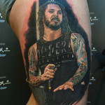Portrait of Tim Lambesis
