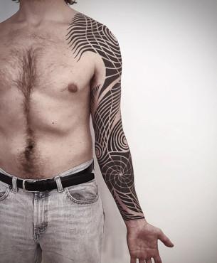 Tattoo Tribal Sleeve