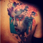 Chicano Back Piece