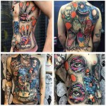 Full Body Tattoos