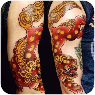 Japanese Tattoo Shoulder