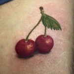 Little Cherry Tattoo