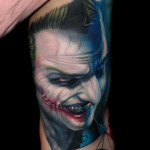 The Joker Tattoo