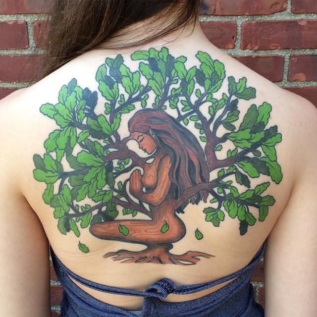 Oak Tattoo Meanings Best Tattoo Ideas Gallery