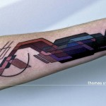 Arm Tatoo