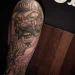 Art Chicano Tattoo