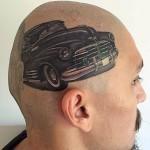 Car Tattoo Design